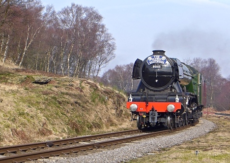 The Flying Scotsman - iconic
