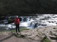 David Aysgarth Falls March 08
