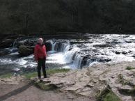 David Aysgarth Falls March 08