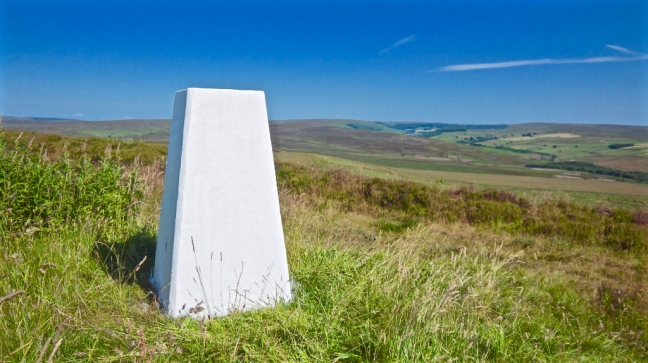 My trig point_2837